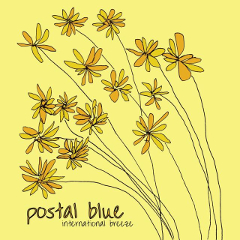 Postal Blue - International Breeze