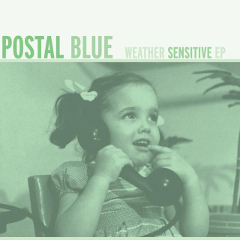 Postal Blue - Weather Sensitive